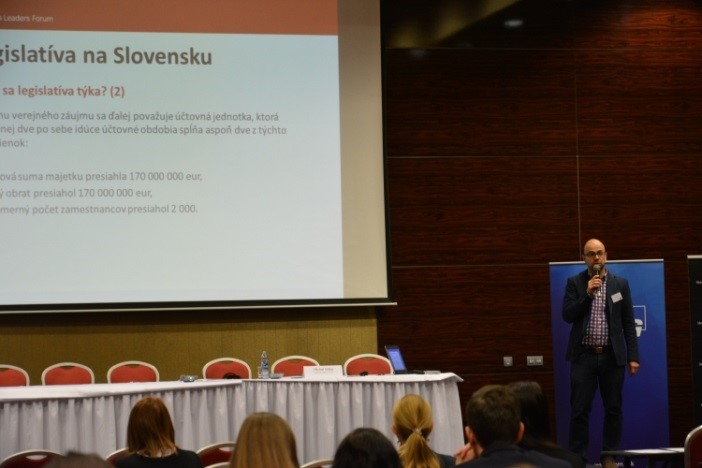 Firms could learn about CSR Reporting Methods at Slovak Compliance Days