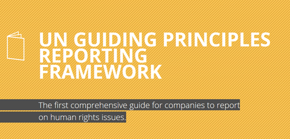 The ABIS member ABN AMRO published its first report using the UN Reporting Framework