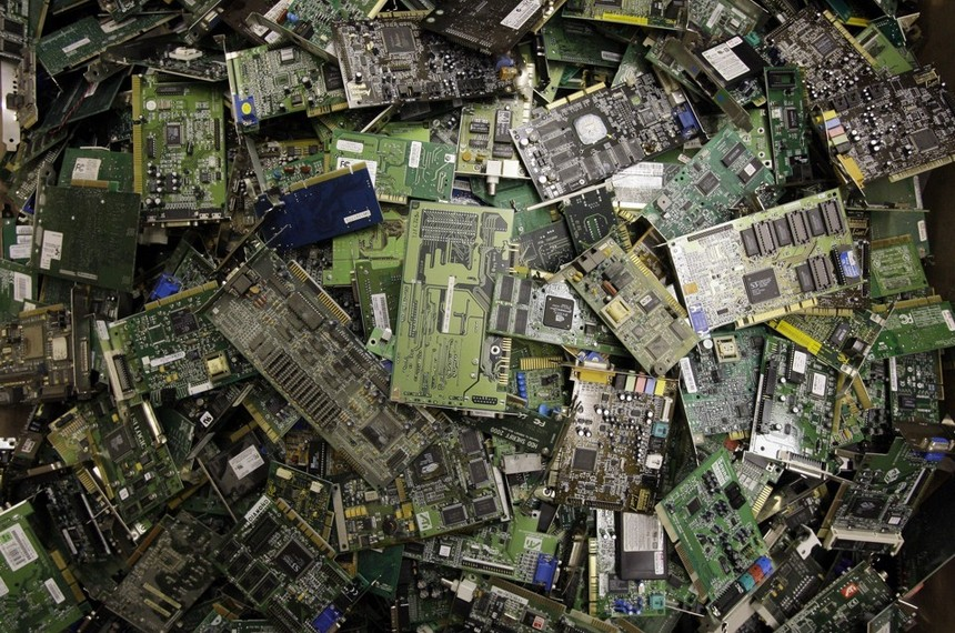 E-waste: the fastest-growing waste stream in the EU
