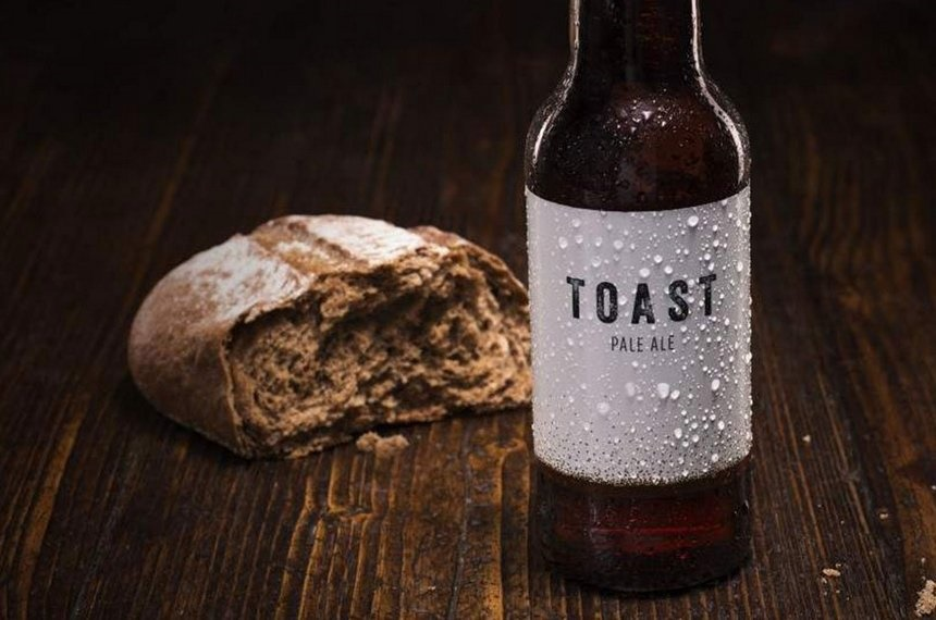 Toast Ale: Best thing since sliced bread